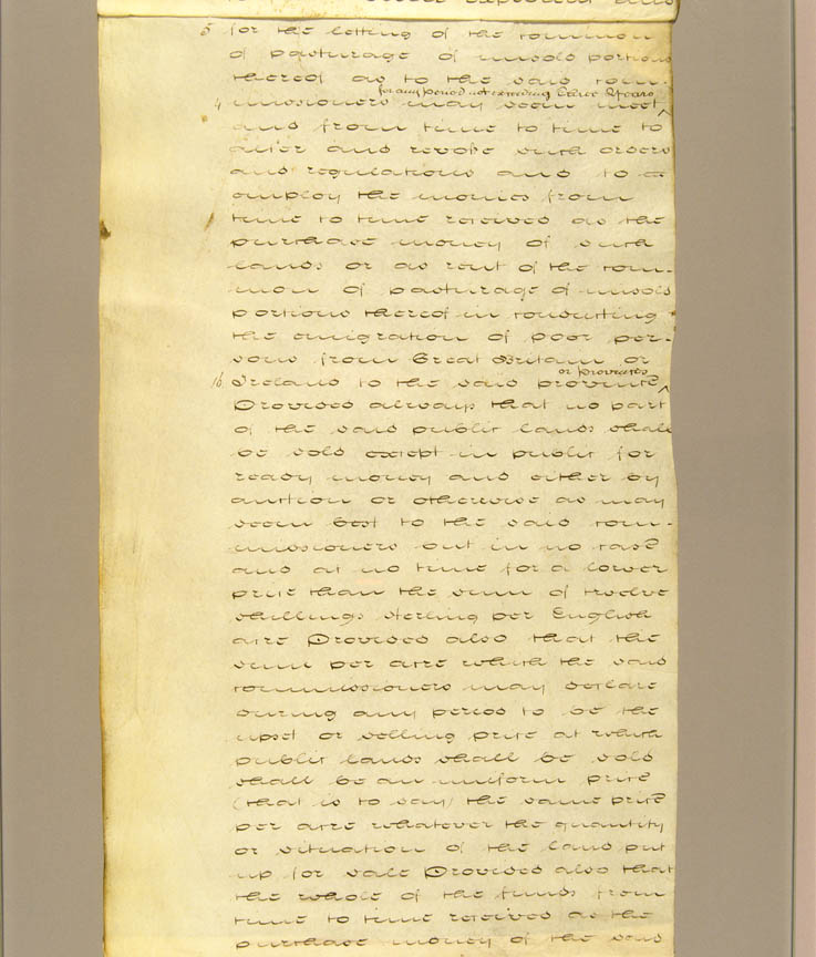 South Australia Act, or Foundation Act, of 1834 (UK), p5