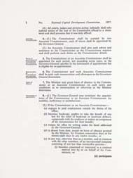 National Capital Development Commission Act 1957 (Cth), p2