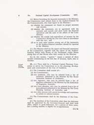 National Capital Development Commission Act 1957 (Cth), p8