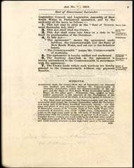 Seat of Government Surrender Act (NSW) Act 9 of 1915, p2