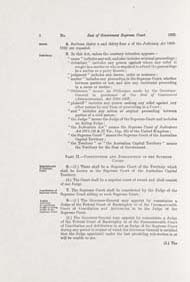ACT Supreme Court Act 1933 (Cth), p2