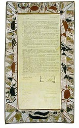 Yirrkala bark petitions 1963 (Cth), p2bark