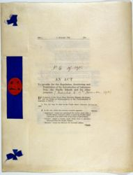 Pacific Island Labourers Act 1901 (Cth), p1