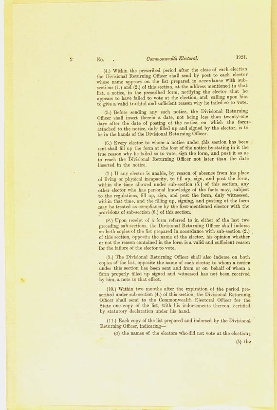 Commonwealth Electoral Act 1924 (Cth), p2