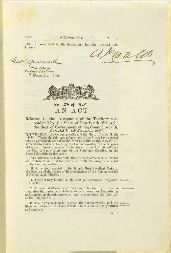 Seat of Government Acceptance Act 1909 (Cth), p1