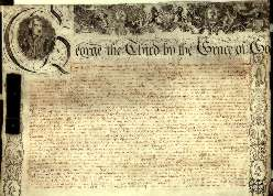 Charter of Justice 2 April 1787 (UK), p1