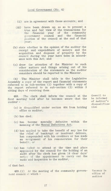 Local Government Act 1978 (NT), p17