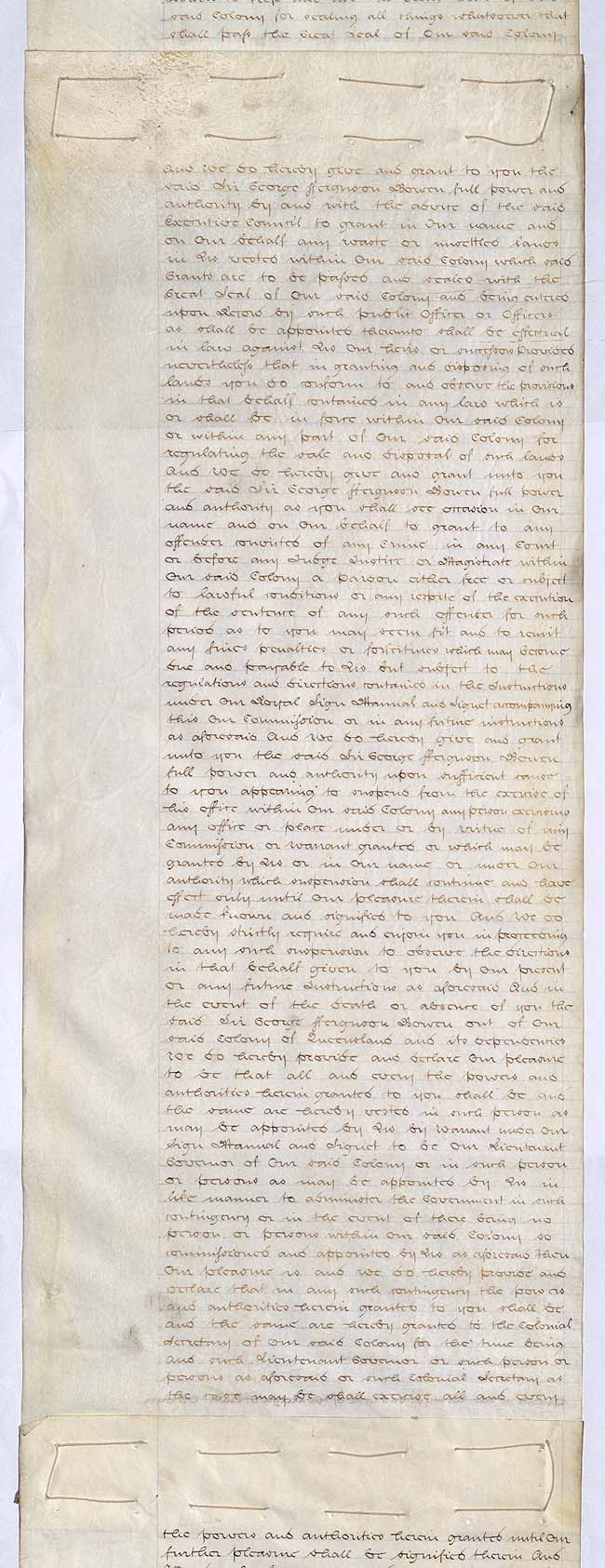 Letters Patent erecting Colony of Queensland 6 June 1859 (UK), p4