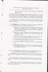 Aborigines And Torres Strait Islander Affairs Act  Qld