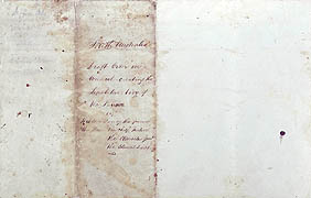 Order-in-Council Establishing Government 23 February 1836 (UK), cover
