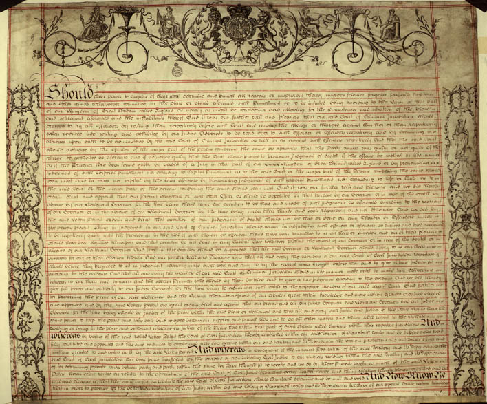 Charter of Justice 2 April 1814 (UK), p4
