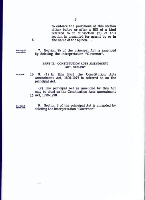 Acts Amendment Constitution Act 1978 (WA), p8