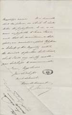 Instructions to the Admiralty to take formal possession of the western portion of the continent 5 November 1828 (UK), p2
