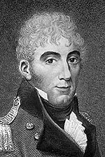 Colonel David Collins arrived with the First Fleet in 1788.