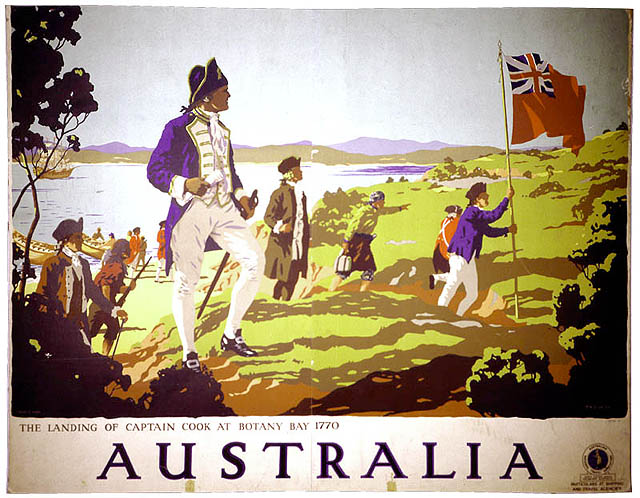 Captain Cook Proclaimed The Eastern Portion Of Australia A British Possession